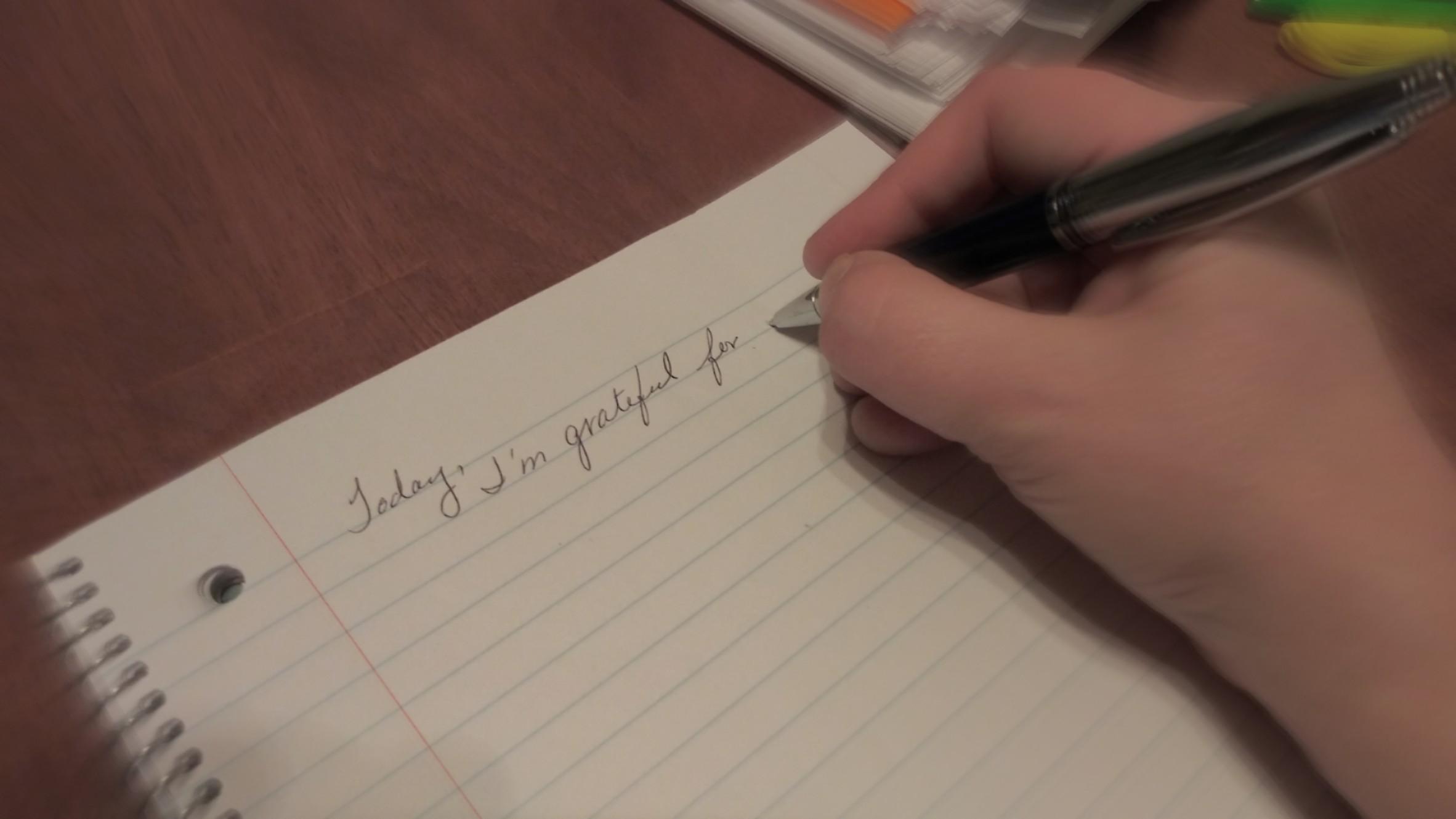 A Writing Odyssey